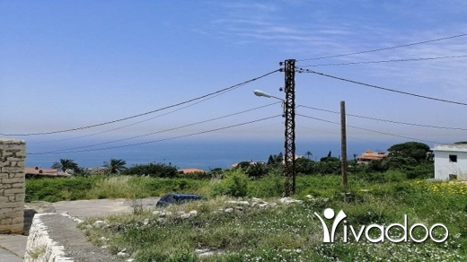 Land in Barbara - Land for Sale Berbara Jbeil Area 1526Sqm Zone ( A ) 30-50% h9+1met