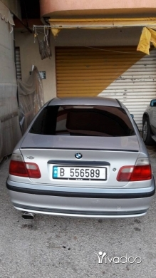 BMW dans Mayfaidoun - النبطية سيارة نيو بوي 318 مدفوع ميكانيك 2018 وفيرة بنزين
