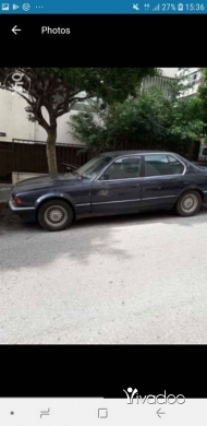 BMW in Beirut City - BMW 735 FOR SALE