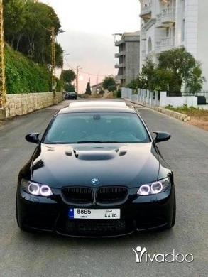 BMW in Beirut City - E92-335