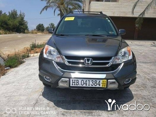 هوندا في ضبيه - Crv 2011 exl 4x4 in excellent condition.