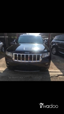 Jeep in Beirut City - Grand Cherokee Overland V8
