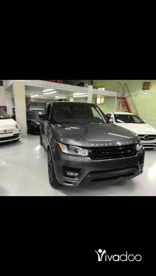 Land Rover in Beirut City - Range Rover Sport Autobiography V8