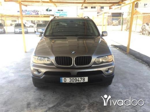 BMW in Beirut City - Bmw x5 2006 -super clean -boyet sherki