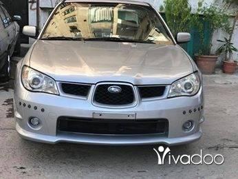Subaru in Tripoli - Subaru