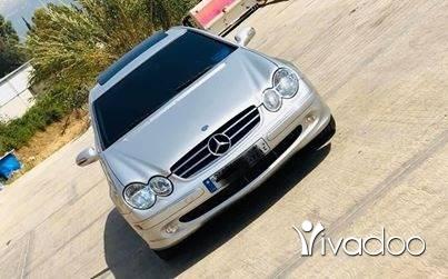 Mercedes-Benz in Zgharta - Clk 320 2003 super clean