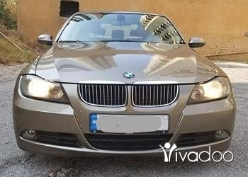 BMW in Beirut City - 2006 BMW 320 Company Source excellent Condition-Rear & Front Sensors-No Accidents