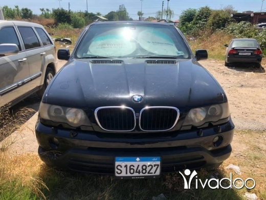BMW in Beirut City - Bmw x5 model 2001 like new