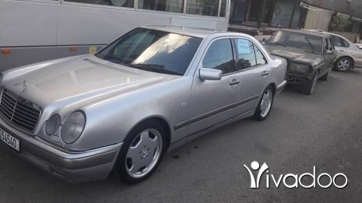 Mercedes-Benz in Beirut City - Mercedes E 230 96