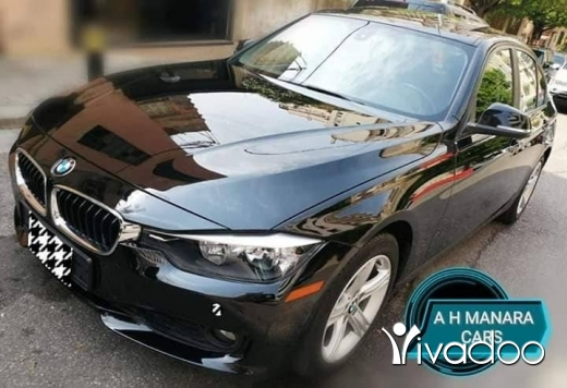 BMW in Beirut City - BMW 328i model 2013 ajnabeya