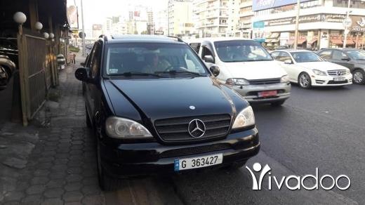 Mercedes-Benz in Beirut City - Mercedes ml modell 2000