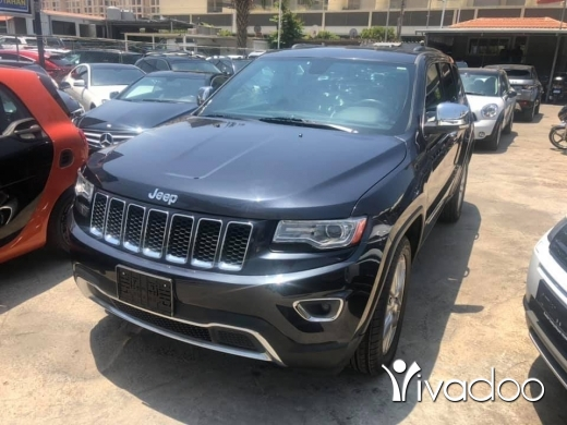 Jeep in Dbayeh - Hrand cherokee limited 2015