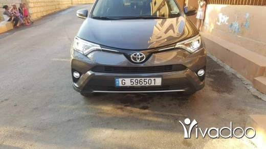 Toyota in Beirut City - toyota Rav4 2017