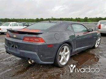 Chevrolet in Sour - Camaro 2015 RS only 20k miles Gray / Red
