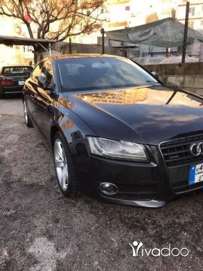 أودي في عين الرمانه - Audi A5 2.0 Quattro