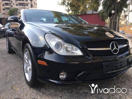 Mercedes-Benz in Beirut City - Mercedes cls 500