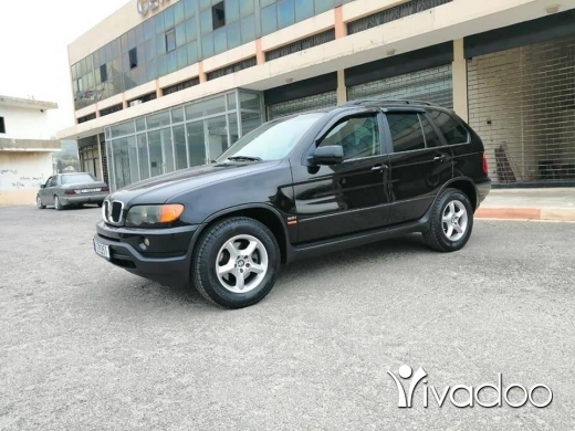 BMW in Beirut City - bmw x5 model 2002
