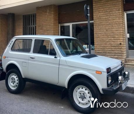 Lada in Achrafieh - Lada 1992