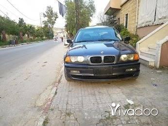 BMW in Beirut City - Newboy