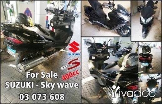 Other in Beirut City - SUZUKI - Sky wave 400cc