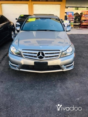 Mercedes-Benz in Beirut City - C250 2013 in excellent condition