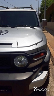 Toyota in Tripoli - Toyota FJ Model 2007 4x4 clean