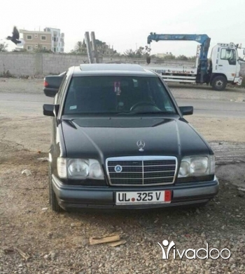 Mercedes-Benz in Tripoli - mercedes