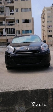 Nissan in Jounieh - Micra model 2015