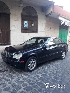 Mercedes-Benz in Beirut City - Mercedes C 240 2001 . 03934993
