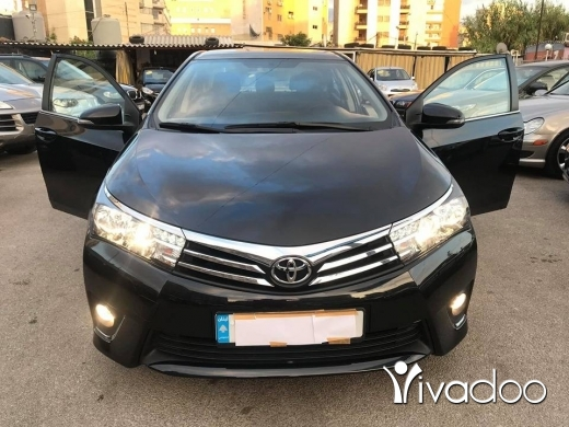 Toyota in Metn - For sale toyota corolla model 2015