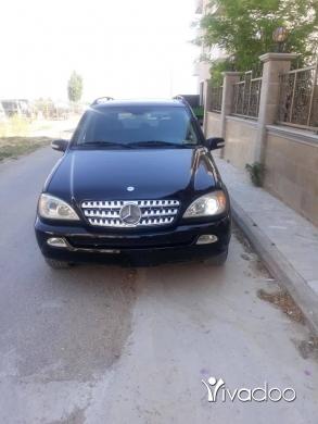 Mercedes-Benz in Chtaura - Ml بسعر مغري موديل 2002 مفول من كل شي