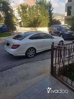 Mercedes-Benz in Zgharta - C 250 2013