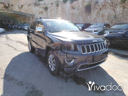 Jeep in Beirut City - Cherokee 2015,
