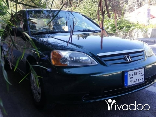 Honda in Baabdat - Honda Civic 2002
