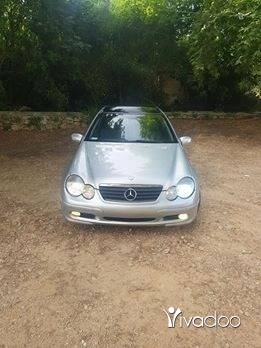 Mercedes-Benz in Zgharta - C 230 2003
