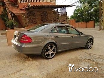 Mercedes-Benz in Tripoli - مرسادس 350 مودال 2006 انقاد سيارة.كيان شركي بلورق كلشي شغال نفية ولا رني اسسي تلاجي جنط ام جا 19 وقف
