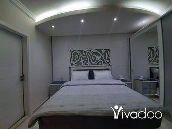 Apartments in Afsdik - شقة مفروشة للبيع في منطقة السامرية الكورة (للمذيد من المعلومات الاتصال على الرقم )