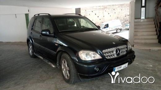 Mercedes-Benz in Beirut City - Mercedes ML
