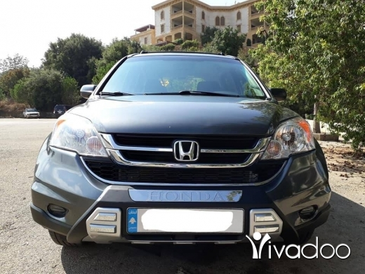 Honda in Araya - 2010 HONDA CRV-LX GREY/BLUE 4WD