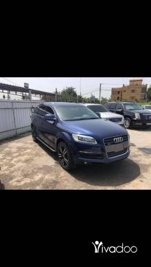 Audi in Tripoli - audi g 7 2007 s line ankad