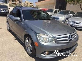 Mercedes-Benz in Majd Laya - C 300 mod 2010 full camera chechi kbiri senser