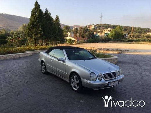 Mercedes-Benz in Beirut City - Clk 2001 320