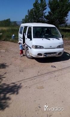 Vans in Tripoli - فان هيونداي 97انقاذ ممكن مقايضه