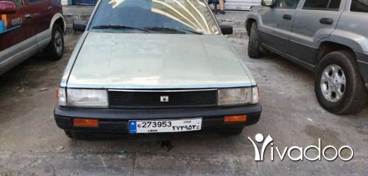 Toyota in Ber Elias - تويتا كارولا