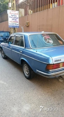 Mercedes-Benz in Menyeh - Mercedes 280 mazout 5 7ades full option enkad