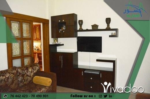 Apartments in Kobbeh - شقة مفروشة للبيع في القبة