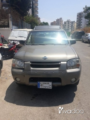 Nissan in Zahleh - بيكب نيسان 4×4