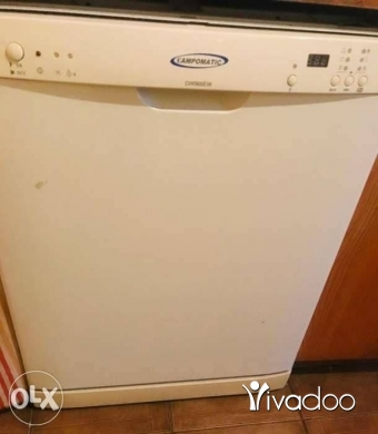 Washer Dryers in Adonis - Dishwasher Campomatic