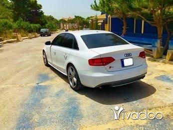 Audi in Hamra - 2010 Audi S4