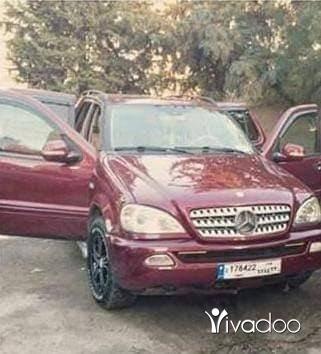 Mercedes-Benz in Beirut City - Ml 320